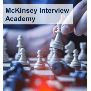 Cover of StrategyCase.com McKinsey Interview Pro package