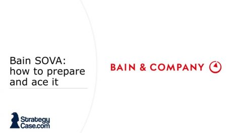 the image is the cover of an article on the bain sova assessment